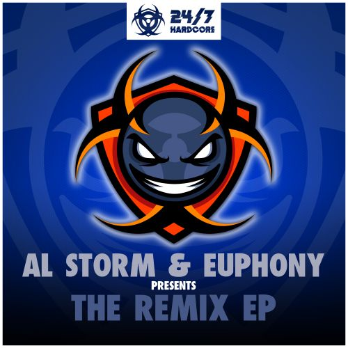 Al Storm & Euphony feat Vicky Fee - Give A Little Bit Of Love - 24/7 Hardcore - 03:30 - 01.11.2019