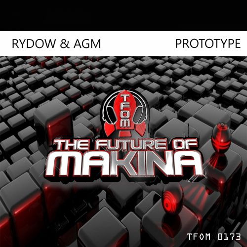 Rydow & AGM - Prototype - The Future of Makina - 05:58 - 23.10.2019