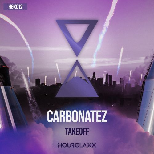 Carbonatez - Takeoff - HOURGLAXX records - 03:59 - 14.11.2019