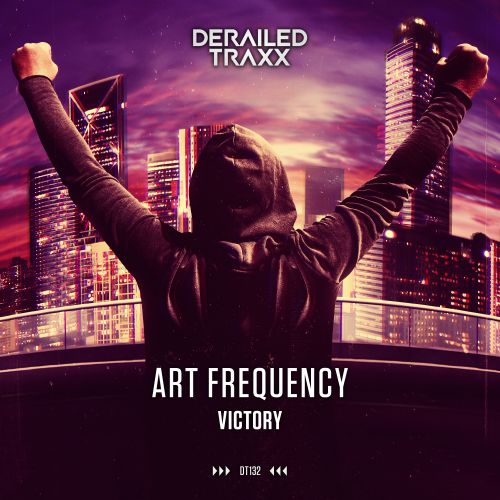 Art Frequency - Victory - Derailed Traxx - 04:37 - 02.12.2019