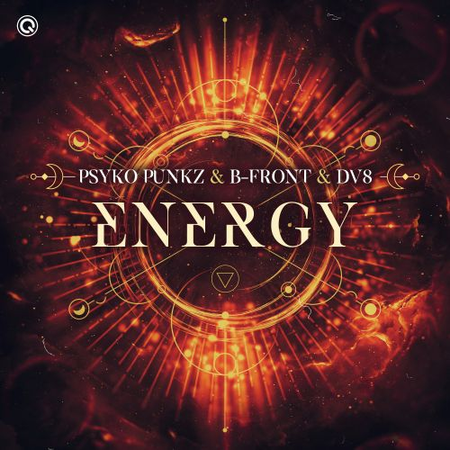 Psyko Punkz & B-Front & DV8 - Energy - Q-dance Records - 04:15 - 04.12.2019