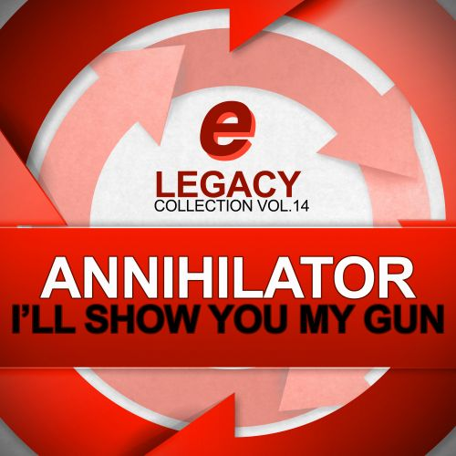 Annihilator - Psychotic - Evolution Records - 04:13 - 23.12.2019