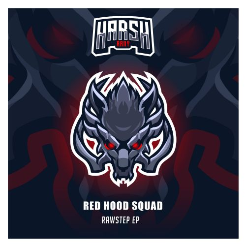 Red Hood Squad feat. JustMeli - Undead - Harsh Records - 03:25 - 12.12.2019