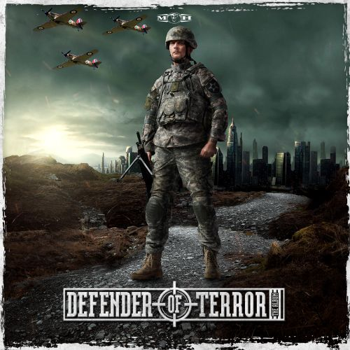 Drokz - Defender Of Terror Intro - Masters of Hardcore - 01:06 - 20.12.2019