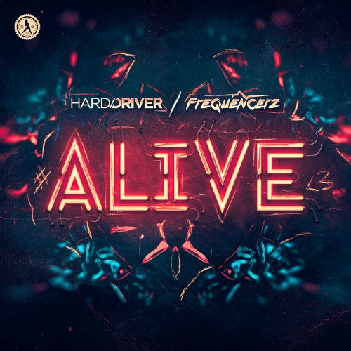 Hard Driver and Frequencerz - Alive - Dirty Workz - 04:08 - 27.01.2020
