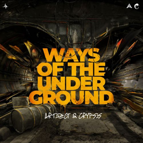 Artifact and Crypsis - Ways Of The Underground - End of Line Recordings - 04:07 - 17.12.2019