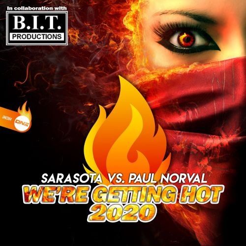 Sarasota Vs. Paul Norval - We'Re Getting Hot 2020 - DNZ Records - 06:25 - 09.01.2020
