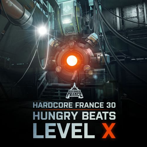 Hungry Beats - Level X - Hardcore France - 04:56 - 09.01.2020