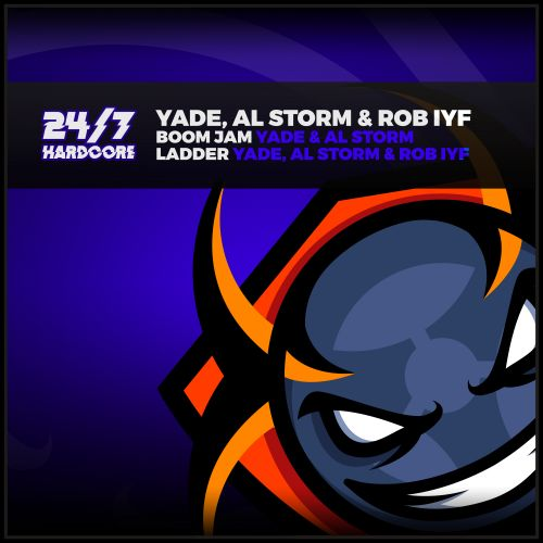 Yade, Al Storm & Rob IYF - Ladder - 24/7 Hardcore - 04:00 - 20.12.2019