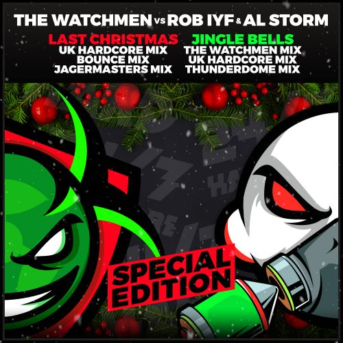 The Watchmen vs Rob IYF & Al Storm - Last Christmas - 24/7 Hardcore - 02:53 - 20.12.2019
