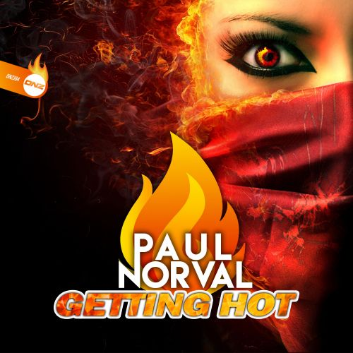 Paul Norval - Getting Hot - DNZ Records - 06:25 - 23.12.2019