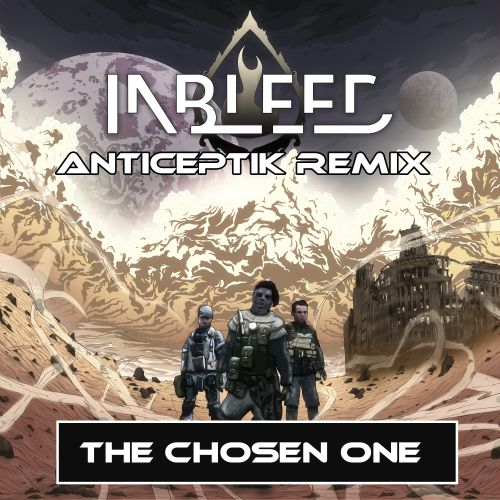 Inbleed and Anticeptik - The Chosen One - Anticeptik Remix - UGT Core - 05:15 - 24.01.2020