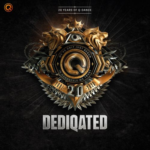Headhunterz, Wildstylez, Noisecontrollers - World of Madness - Q-dance Compilations - 06:26 - 03.02.2020