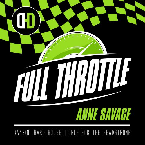 Anne Savage & Tom Berry - Groove Nation - Hard Drive - 05:48 - 20.01.2020
