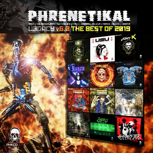 The Paranoize & A-Leks - The Resonance - Phrenetikal Records - 05:20 - 02.02.2020