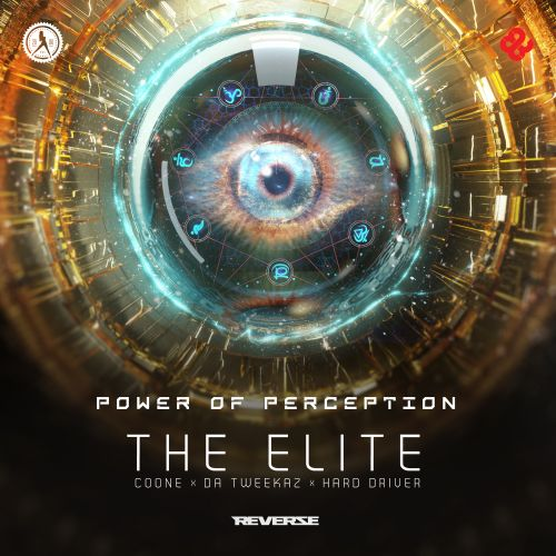 Coone, Da Tweekaz and Hard Driver - Power Of Perception (Reverze Anthem 2020) - Dirty Workz - 05:10 - 27.01.2020