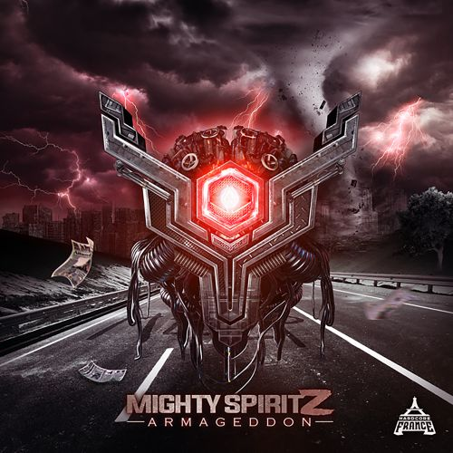 Mighty Spiritz - Push it to the Limit - Hardcore France - 03:44 - 06.02.2020