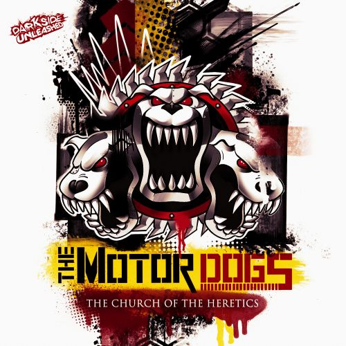 The Motordogs - Phobia - Darkside Unleashed - 04:28 - 31.01.2020