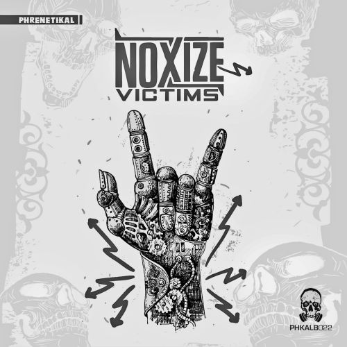 Noxize - Let Go - Phrenetikal Records - 05:14 - 09.02.2020