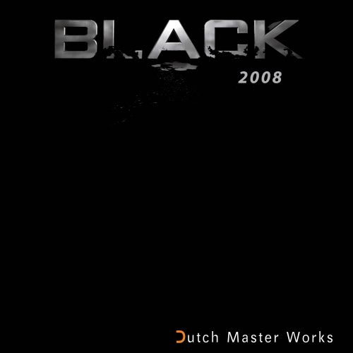 Showtek - Black 2008 - Dutch Master Works - 08:28 - 12.07.2008