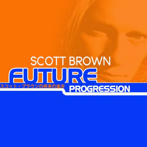 Scott Brown - Here We Go - Evolution Records - 05:02 - 07.02.2020