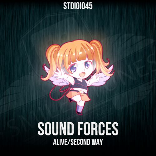 Sound Forces - Alive - Smiley Tunes Digital - 05:01 - 23.02.2020