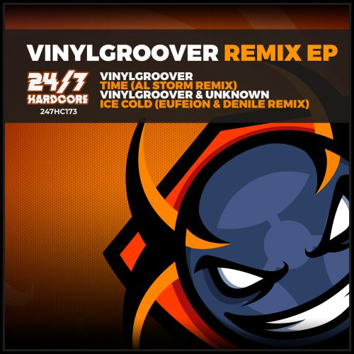 Vinylgroover & Unknown - Ice Cold - 24/7 Hardcore - 04:29 - 21.02.2020