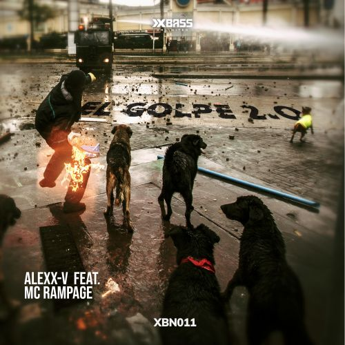 Alexx-V Feat Mc Rampage - El Golpe 2.0 - XBass Unlimited - 03:40 - 23.02.2020
