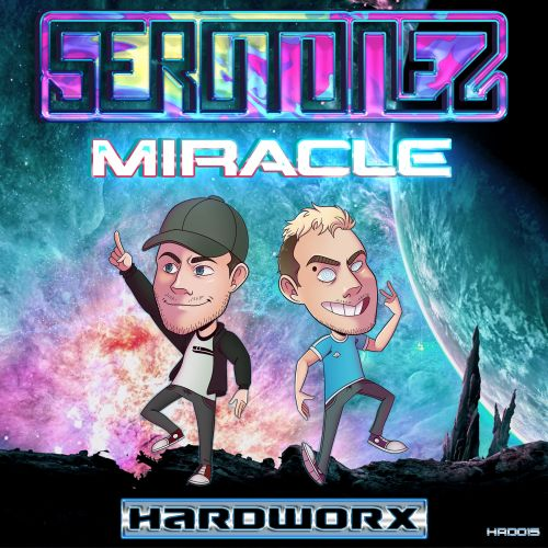 Serotonez - Miracle - Hardworx Records - 04:29 - 06.03.2020