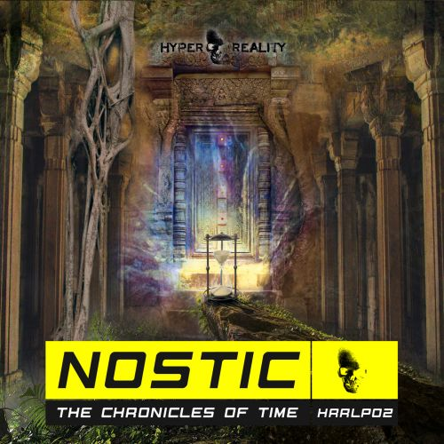 Nostic - Acid Warrior - Hyper Reality Records - 09:03 - 24.07.2020