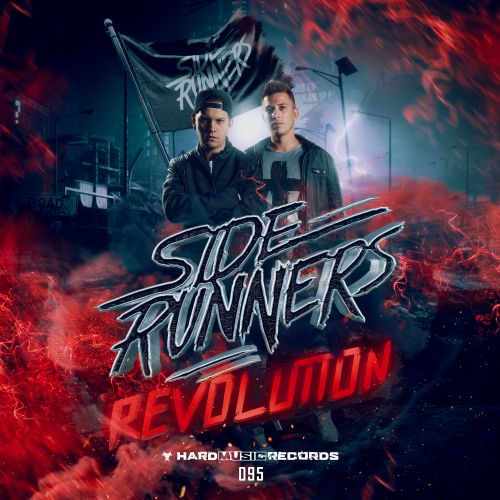 Siderunners - Revolution - Hard Music Records - 04:31 - 12.03.2020