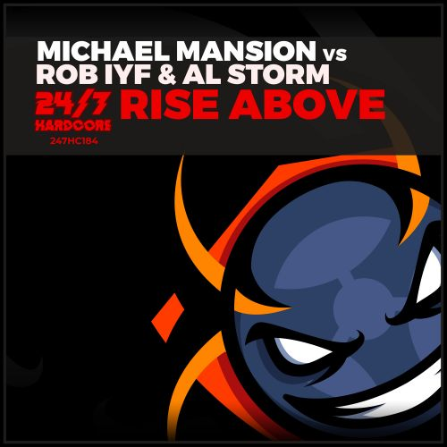 Michael Mansion vs Rob IYF & Al Storm - Rise Above - 24/7 Hardcore - 05:00 - 20.03.2020