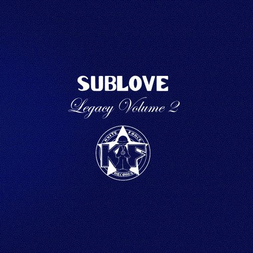 Sublove - Lose Control - Kniteforce Records - 05:34 - 23.03.2020