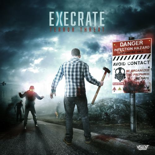 Execrate - Scorched Earth - Violent Disorder Records - 04:26 - 27.03.2020