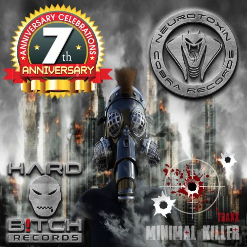 Dream Sound Masters feat. Paula P'Cay - Leben - Hard B!tch Records - 04:16 - 30.03.2020