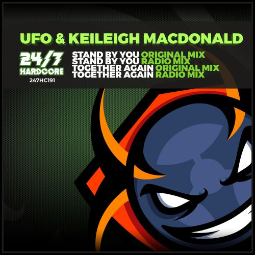 UFO & Keileigh MacDonald - Stand By You - 24/7 Hardcore - 02:34 - 03.04.2020