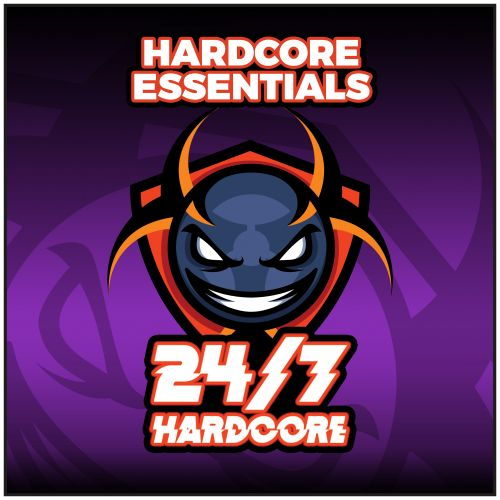 Al Storm & Bananaman - Happy Thing - 24/7 Hardcore - 04:37 - 17.04.2020