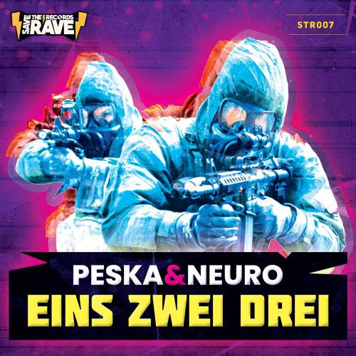 Peska & Neuro - Arabic Sex - Save The Rave - 06:10 - 20.04.2020
