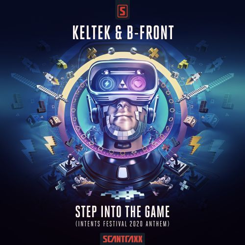 KELTEK & B-Front - Step Into The Game (Official Intents Festival 2020 Anthem) - Scantraxx - 06:34 - 11.06.2020