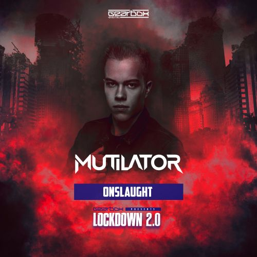Mutilator - Onslaught - Gearbox Digital - 02:23 - 11.06.2020