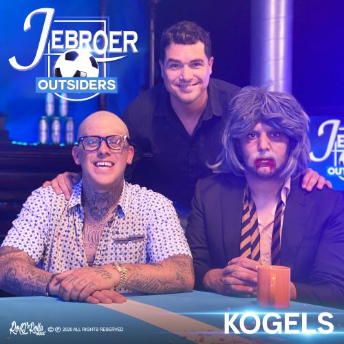 Jebroer and Outsiders - Kogels - ROQ 'N Rolla Music - 03:22 - 17.07.2020