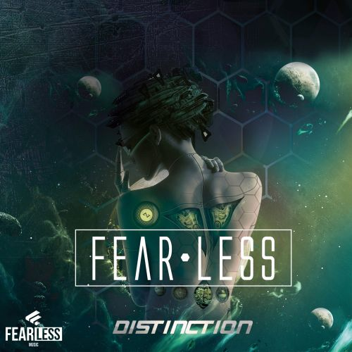Distinction - The Fight - Fear Less Music - 03:56 - 19.08.2020