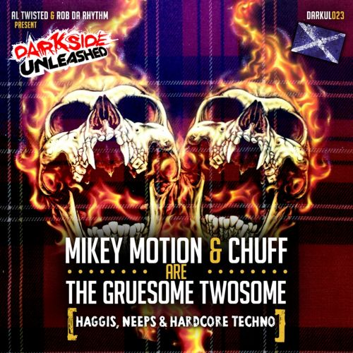 Mikey Motion & Chuff - Trigger - Darkside Unleashed - 05:44 - 25.09.2020