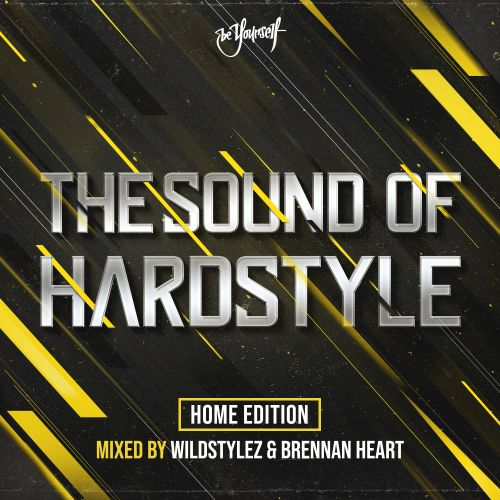 Various Artists - The Sound Of Hardstyle - CD1 Mixed by Wildstylez - Be Yourself Music - 01:08:46 - 25.09.2020