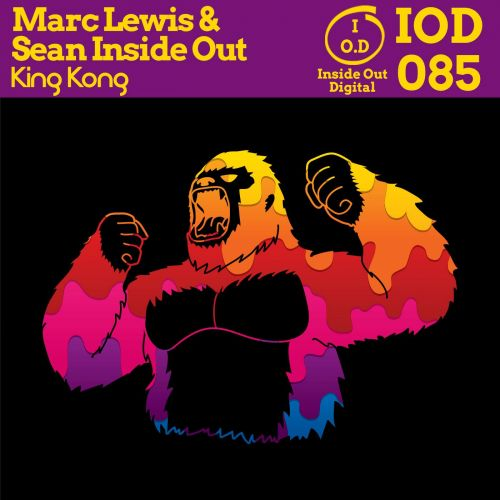 Marc Lewis & Sean Inside Out - King Kong - Inside Out Digital - 08:14 - 16.10.2020