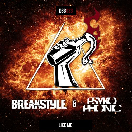 BreakStyle & PsykoPhonic - Like Me - Disobey records - 02:41 - 13.10.2020