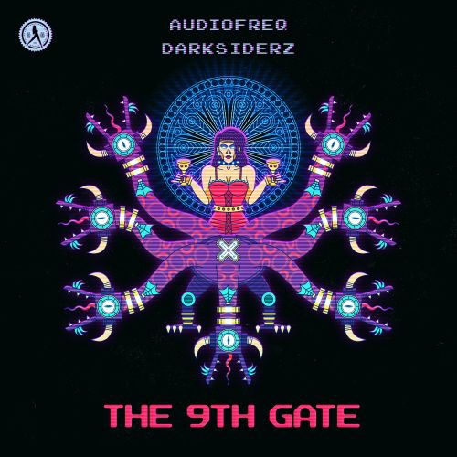 Audiofreq and Darksiderz - The 9th Gate - Dirty Workz - 03:57 - 22.10.2020