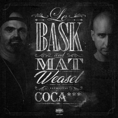 Le Bask & Mat Weasel Busters - Coca - Le Bask Records - 04:05 - 02.10.2020