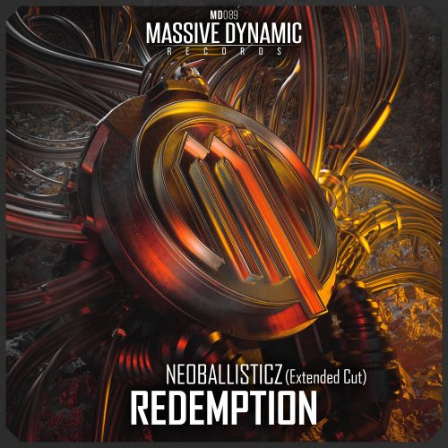 Neoballisticz - Redemption - Massive-dynamic Records - 04:34 - 06.11.2020