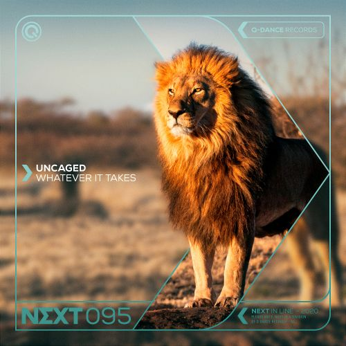 Uncaged - Whatever It Takes - Q-dance presents NEXT - 03:16 - 02.11.2020